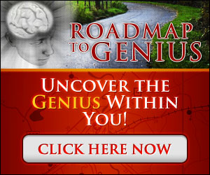 Roadmap To Genius™ shows you how to increase intelligence and improve your IQ test results significantly